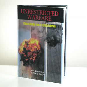 Unrestricted Warfare Cover